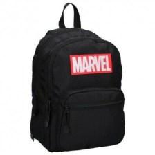 Σακίδιο πλάτης Marvel Retro Dedication Backpack Μαύρο