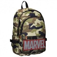 Σακίδιο πλάτης Marvel Retro Dedication Camo Backpack Πολύχρωμο