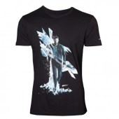 Quantum Break - Box Art Men T-Shirt - Black