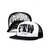 Καπέλο Liquorbrand FTW WHITE Snapback Cap