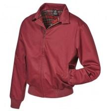 Brandit Lord Canterbury Harrington Bordeaux Jacket