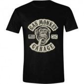 Gas Monkey Garage - GMG Patch Men T-Shirt