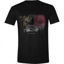 Game of Thrones - War is Coming Men T-Shirt - Black