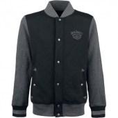 Ζακέτα Jack Daniel's Logo College Jacket