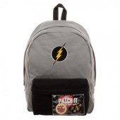 The Flash - Flash Logo Canvas Backpack