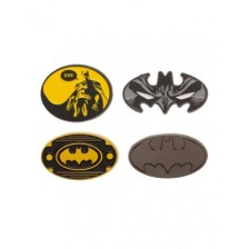 Batman - Label Pin Set