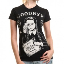 Cult Wednesday Ladies - T-shirt