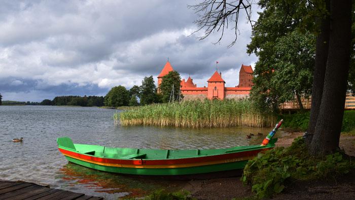 Castillo-de-Trakai-castillo