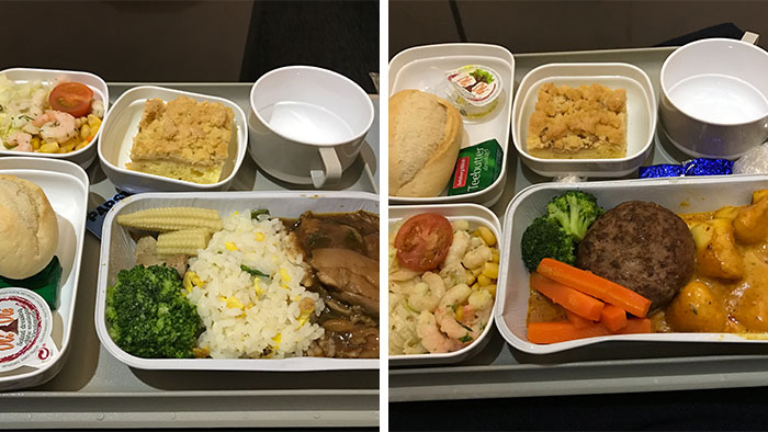 Que-comer-corea-del-sur-avión