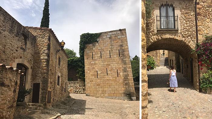Pueblos-con-encanto-Girona-pals
