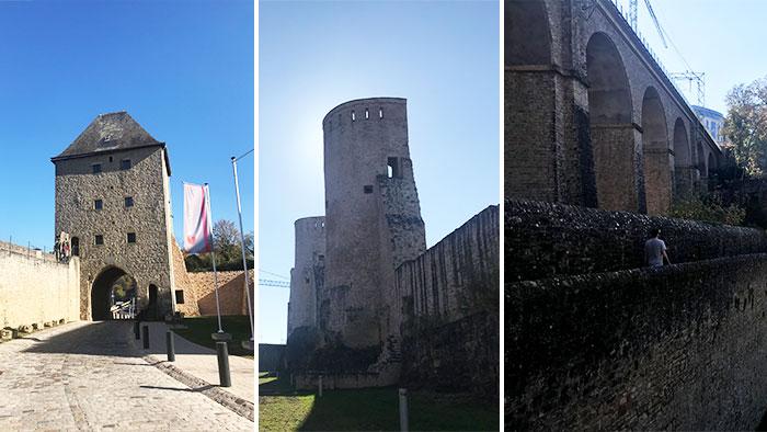 Qué-ver-luxemburgo-muralla
