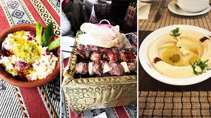 presupuesto-viajar-jordania-comida