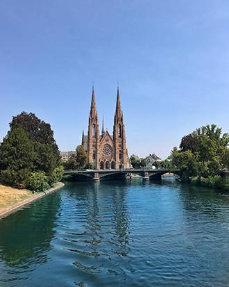 Alsacia_Estrasburgo_iglesia