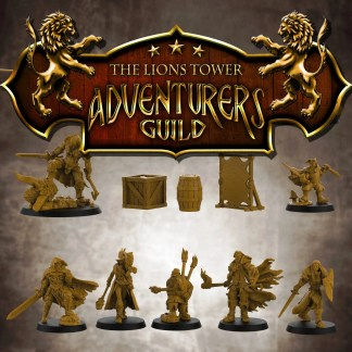 The Lion's Tower Adventurers Guild