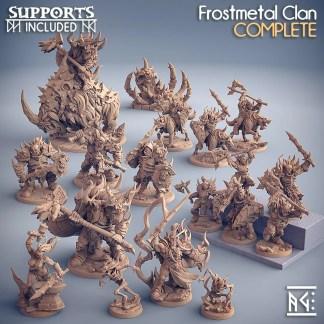 Frostmetal Clan