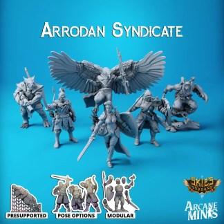 Arrodan Sydicate Core Crew