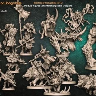 Blackrazor Hobgoblins