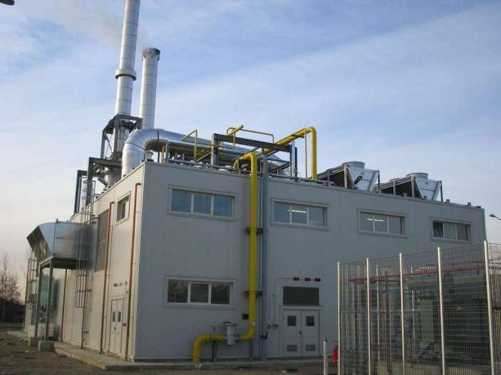 ATEM ENERGY, Costruzione della nuova centrale di cogenerazione, Lodi