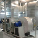 Sogin, Sistema HVAC, Saluggia