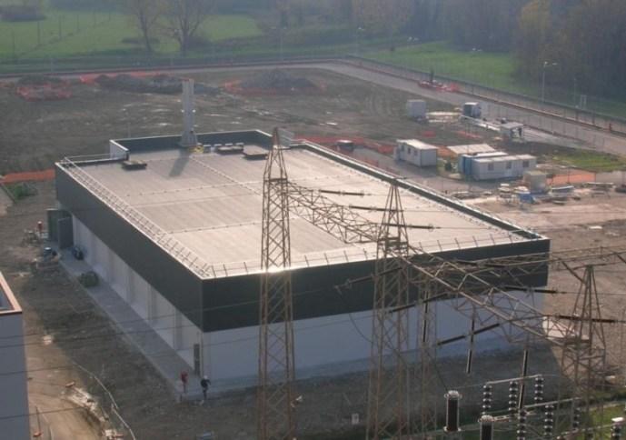 Sogin, Deposito D1, Centrale Nucleare del Garigliano