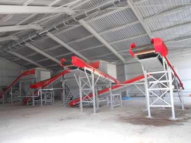 Impianto di digestione aerobica Siena, Abbadia San Salvatore (2)