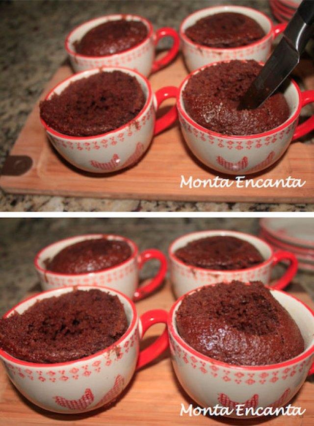 CupCake na Xicara Monta Encanta3