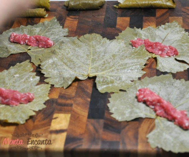 Charutinho de uva
