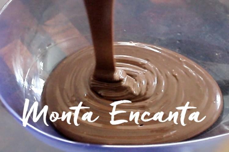 Temperagem  Choque Térmico no Chocolate