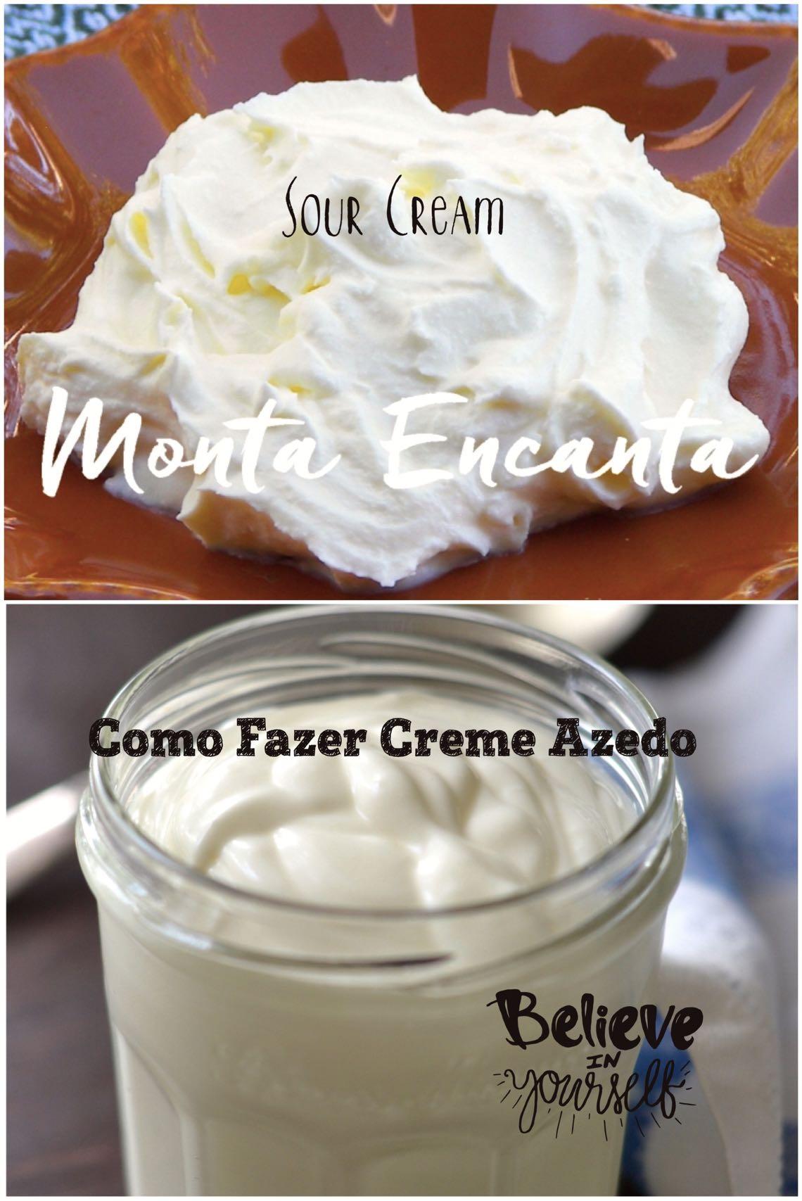 Sour Cream - Creme Azedo