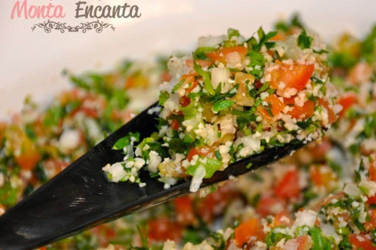 Tabule  Salada Síria