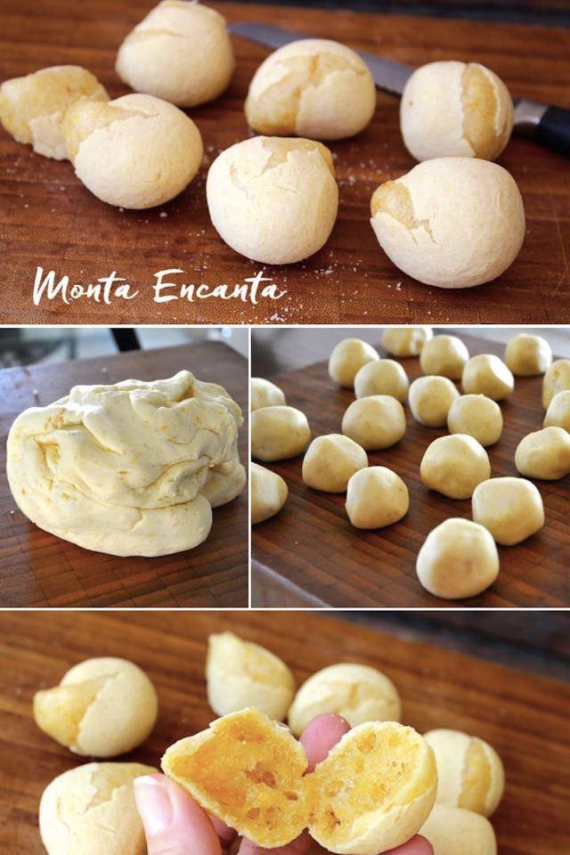 Pão de Queijo sem lactose surpreende de tão bom!