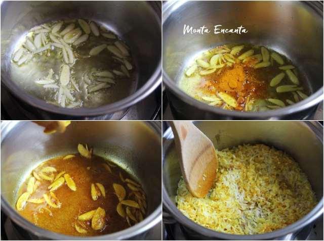 arroz de acafrao