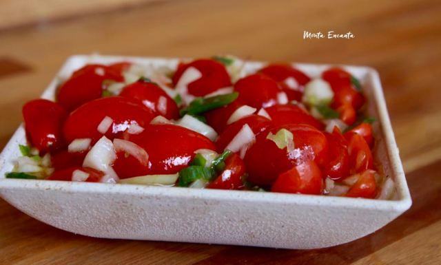 Vinagrete de Tomatinho Sweet