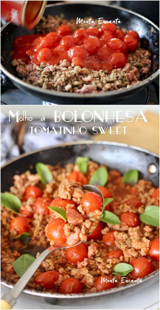 Molho à Bolonhesa de Tomate Sweet