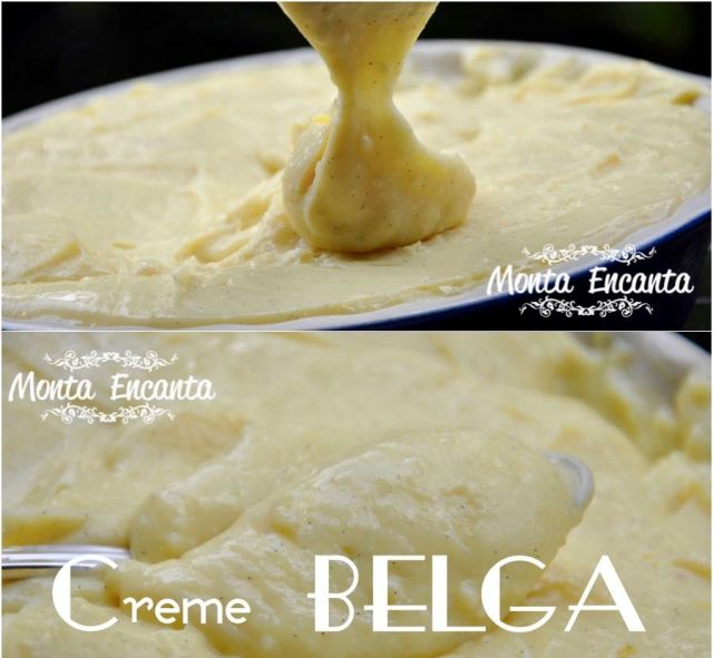 Creme Belga é delicado tem sabor suave, e é coringa na cozinha!