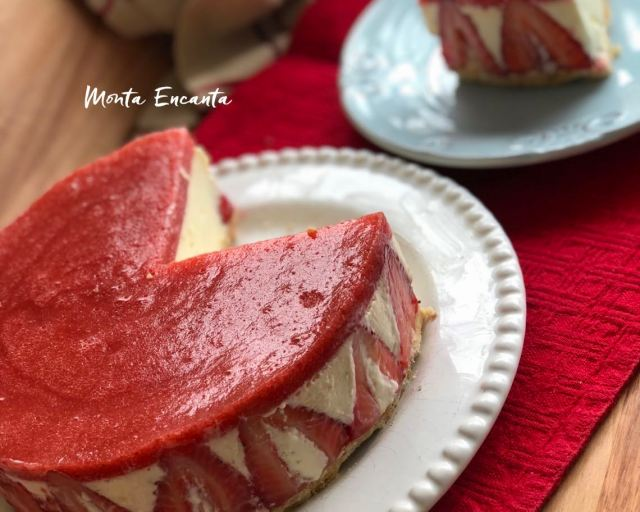 cheesecake de moragno