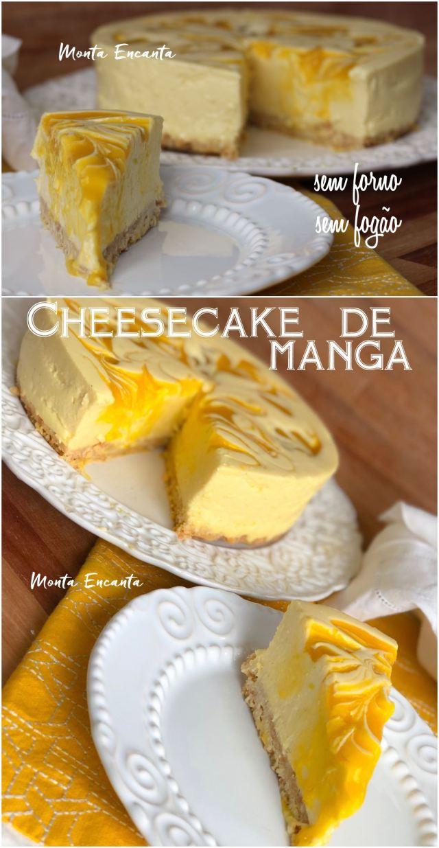 cheesecake de manga