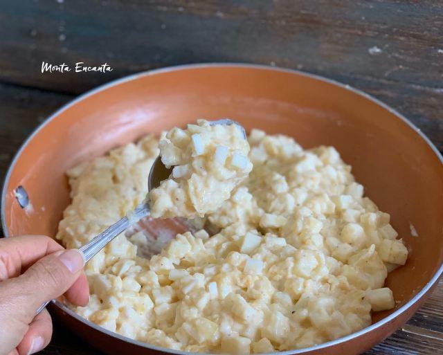 recheio de palmito sem gluten