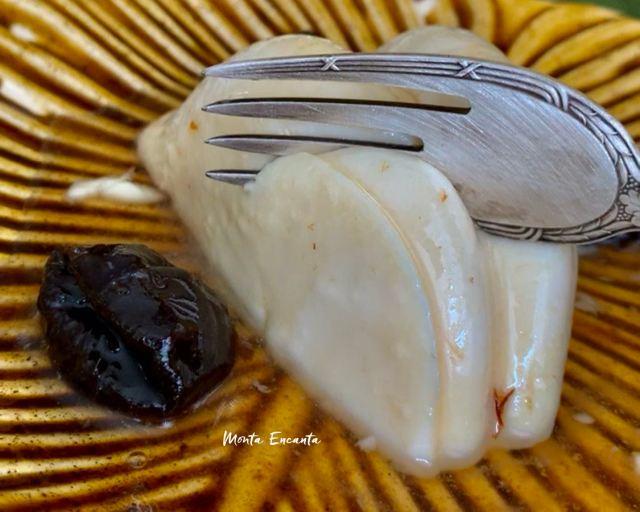 manjar de coco sem maisena