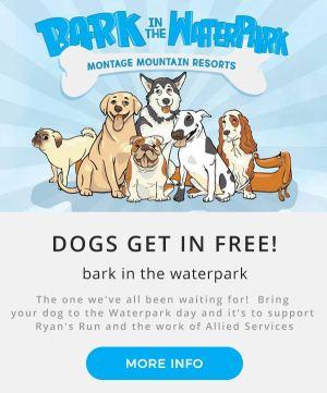 Bark at the Waterpark | Montage Mountain | Ryan's Run