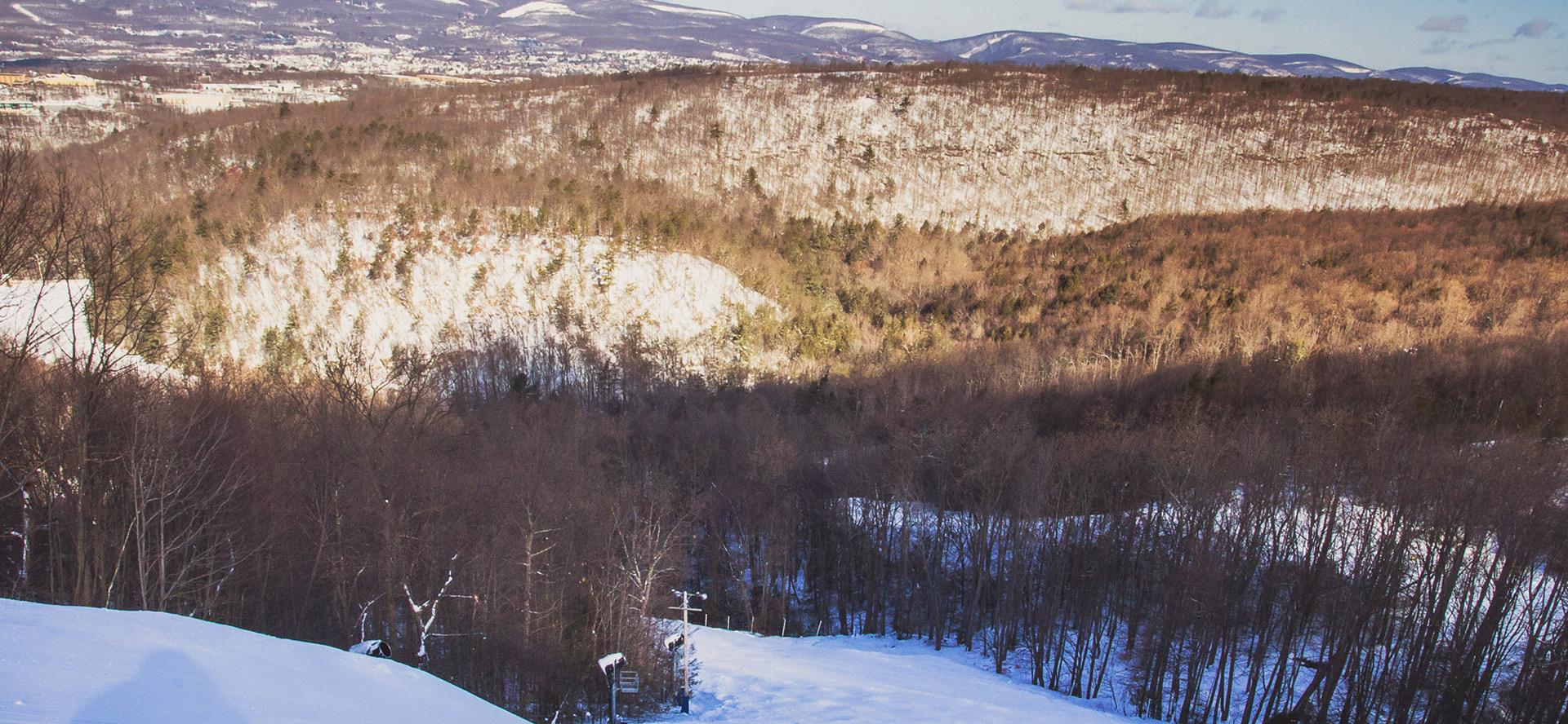 Skiing In The Poconos Trail Status Montage Mountain