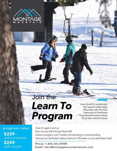 Ski School Lessons | PA Ski Resort | Skiing Snowboarding