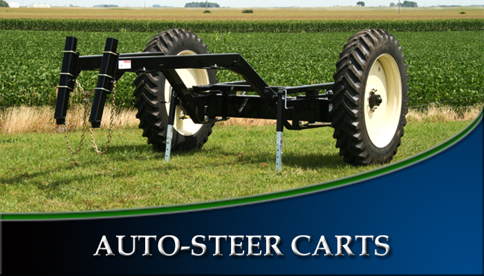 Auto-Steer Carts