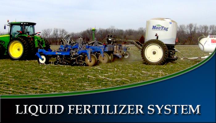 Liquid Fertilizer Unit