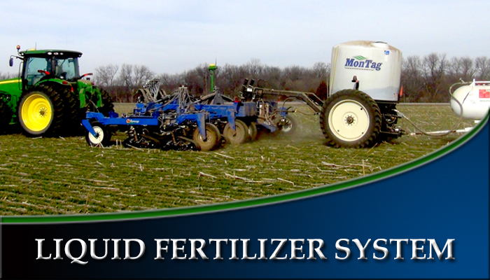 Liquid Fertilizer Unit