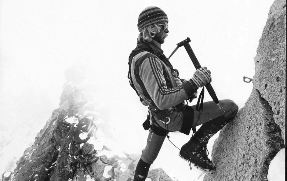 alpinismo, leff lowe, lutto,