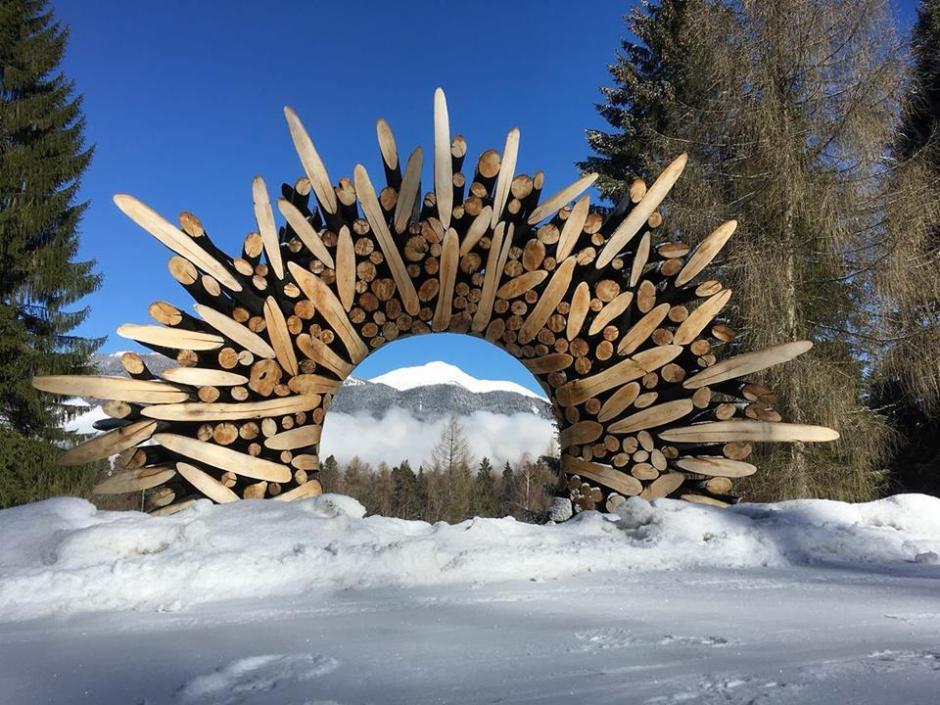 Arte Sella, Calamity Atelier, concorso, architettura, maltempo, arte, Trentino Alto Adige