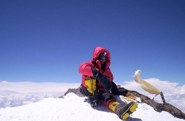 arianne Chapuisat, alpinismo femminile, compleanno, Cho Oyu, ottomila