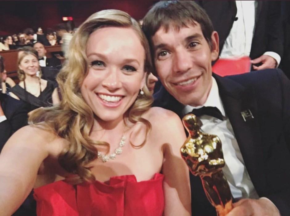 alex honnold, oscar, academy awards, free solo