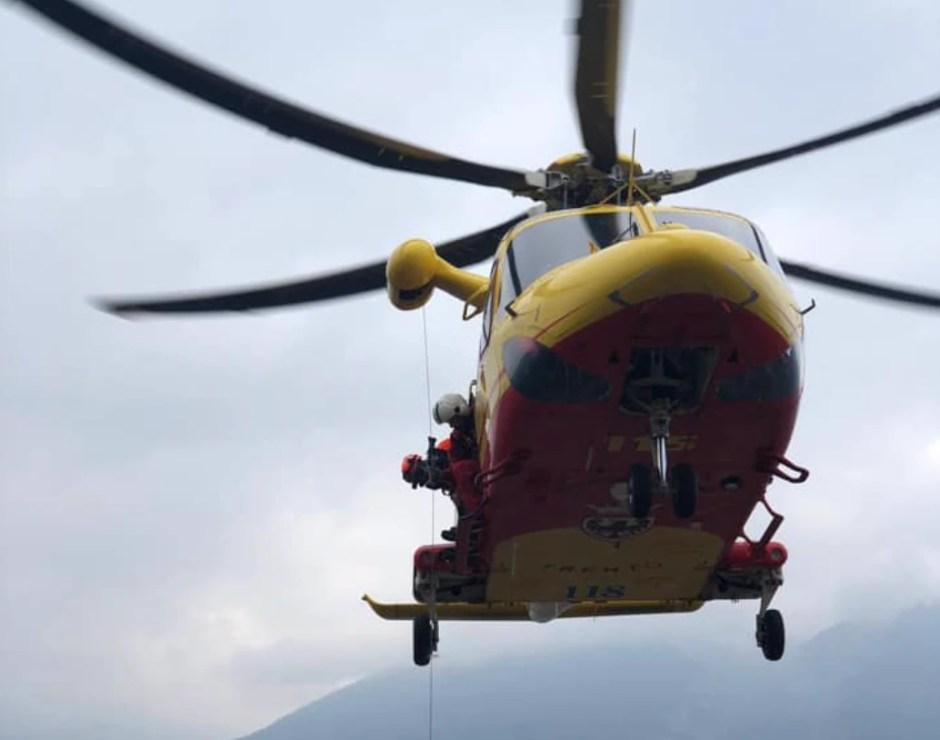 valanga, trentino, scialpinismo, incidente in montagna